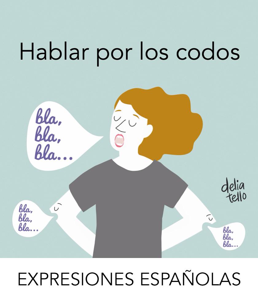Delia Tello Ilustradora - ilustración - ilustraciones - illustration - expresiones españolas