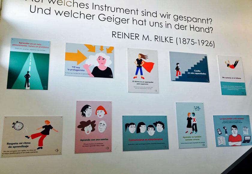 lemas ilustrados - ideas sobre el aprendizaje
